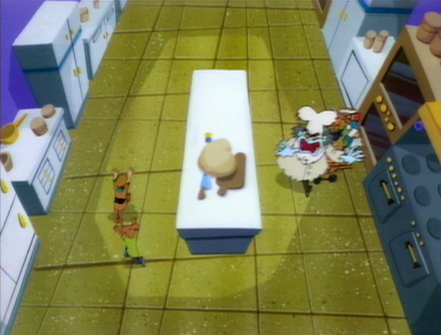 File:Ghost of Chef Pierre Goulash chases duo in kitchen.png