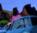 Hooded man (The Dynamic Scooby-Doo Affair)