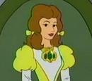 Magnolia's emerald necklace