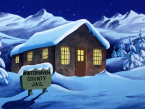 Winterhaven County Jail