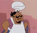 Royal chef (Arabian Nights)
