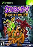 Mystery Mayhem (Xbox) cover