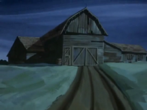 Farmhouse (The Ghost of the Red Baron)