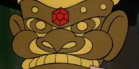 Gold mask (Mystery Mask Mix-Up)
