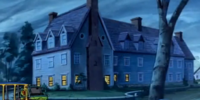 Uncle Nathaniel's mansion
