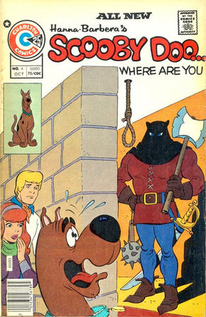 WAY 4 (Charlton Comics) front cover