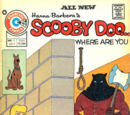 Scooby Doo... Where Are You! issue 4 (Charlton Comics)