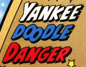 Yankee Doodle Danger title card
