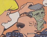 Roy Horrorhausman unmasked