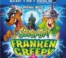 Scooby-Doo! Frankencreepy (Blu-ray/DVD combo)