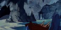 Joker and Penguin's cave