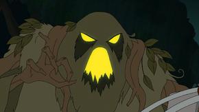 Swamp monster (Saga of the Swamp Beast)