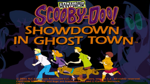Showdown in Ghost Town title card