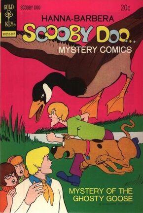 MC 19 (Gold Key Comics) front cover