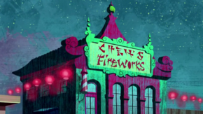 Chen's Fireworks