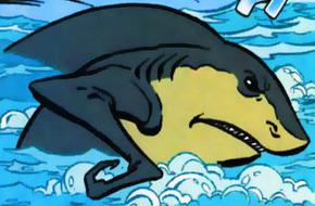 Great Shark Beast