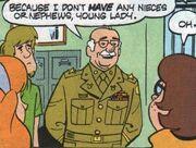 Gang meet General Rudolph
