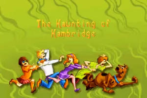 The Haunting of Hambridge title card (GBA)