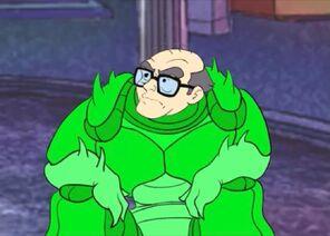 Glowing Bug Man 002