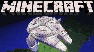 Minecraft - Millennium Falcon (R.I.P.D.)