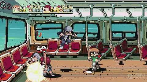 Scott Pilgrim Vs. The World Game Trailer (E3 2010)