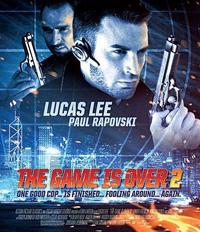 File:Scott pilgrim vs the world lucas lee the game is over 2 fake movie poster-1-.jpg