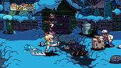 Scottpilgrimvstheworldthegame screenshot dogfight