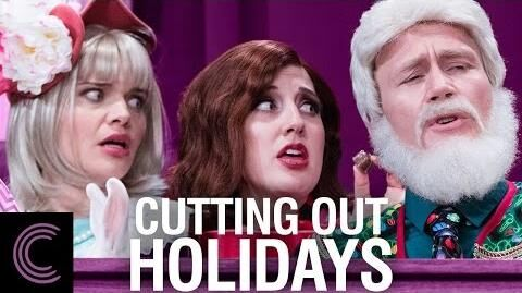 Cutting Out Holidays