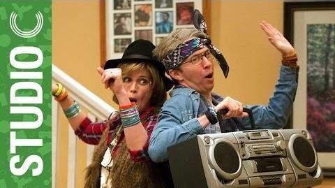 Parents Crash Teen Dance Party