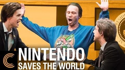 Nintendo NES Will Save the World