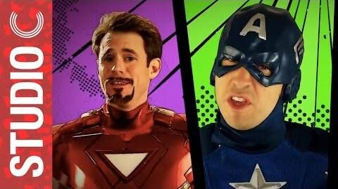 Marvel's Avengers Age of Ultron Music Video Parody - Ft