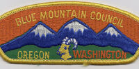 Blue Mountain Council