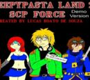 Creepypasta Land 2: SCP Force