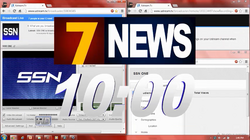 7 News at Ten screenshot