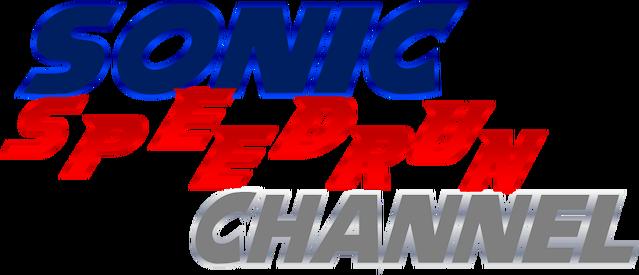 File:Sonic Speedrun Channel Logo.png