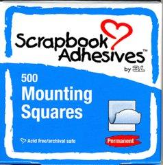 File:3L Scrapbook Adhesives - Mounting Squares (White - 500 per box).jpeg