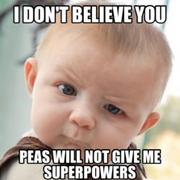 Superpea Meme