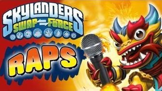 """Meet the Swap Force"" Rap Song - 32 New Characters w Gameplay & Pics"