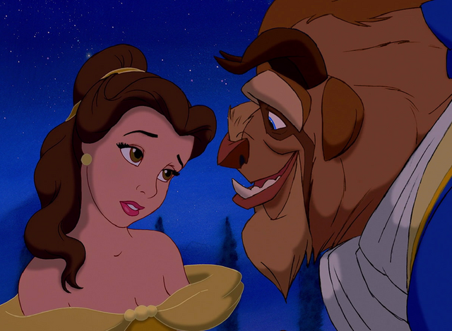 File:Belle feeling left out at the Beast and we're going to Disneyland.PNG