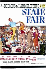 1962 - State Fair Movie Poster