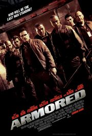 2009 - Armored Movie Poster