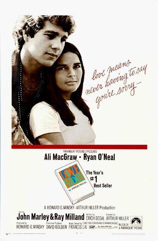 File:1970 - Love Story Movie Poster.jpg