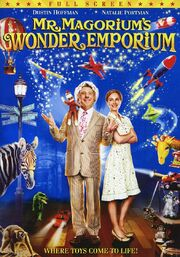 Mr Magoriums Wonder Emporium DVD