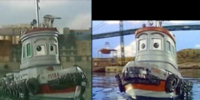 Petra and Pearl (Theodore Tugboat)