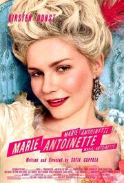 2006 - Marie Antoinette Movie Poster