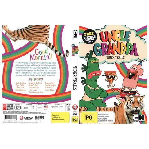 File:Tiger Trails Australian VHS.jpeg