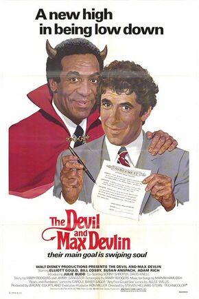 1981 - The Devil and Max Devlin