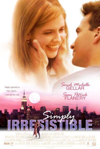 File:1999 - Simply Irresistible Movie Poster.jpg