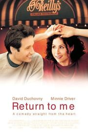 2000 - Return to Me Movie Poster