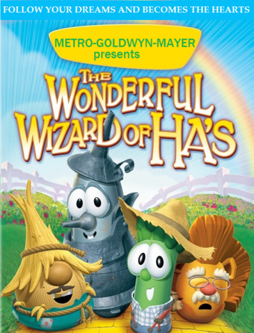 File:The Wonderful Wizard of Ha's VHS cover.png